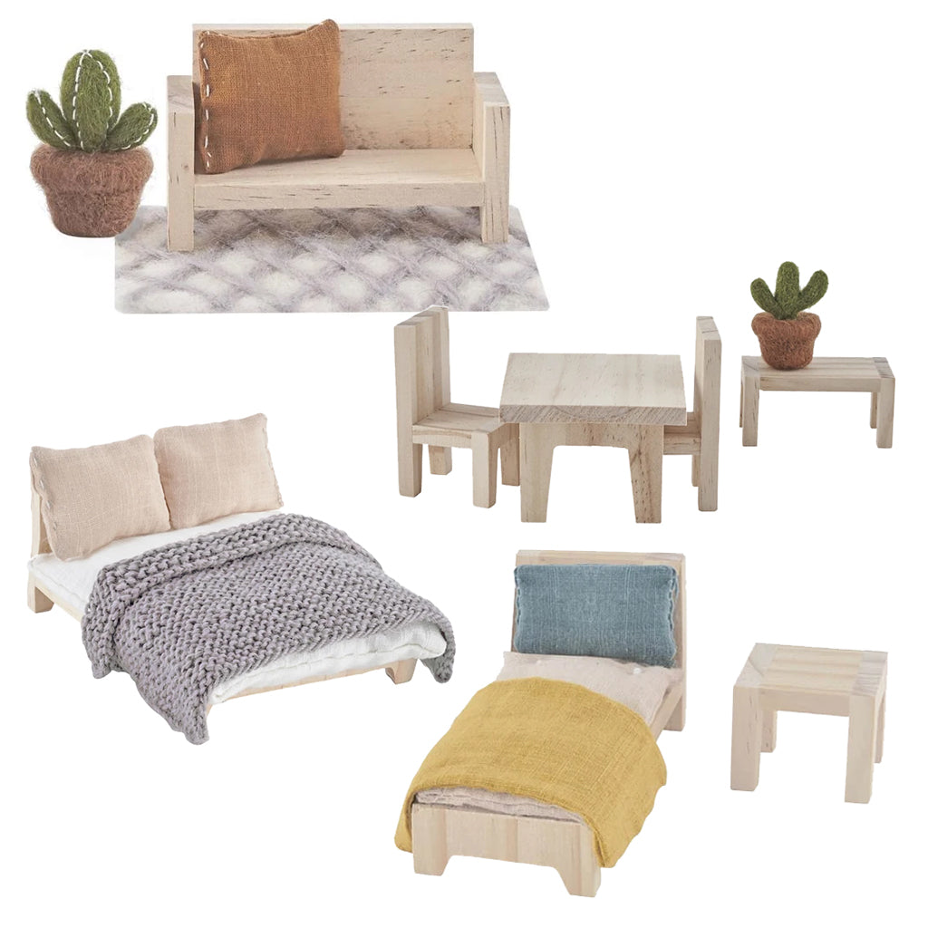 Ollie Ella - Holdie House Furniture for Holdie Folk | Mapamundi Kids