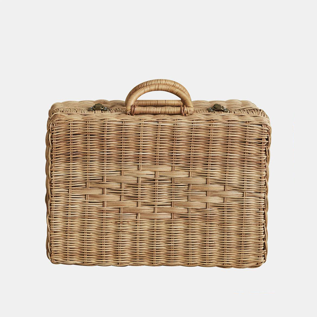 Olli Ella - Toaty Trunk in Natural Rattan