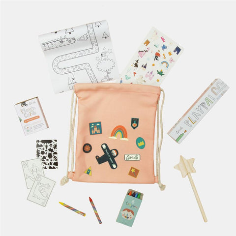 Olli & Ella - Play'n Pack Activity Backpack - Designed in Australia