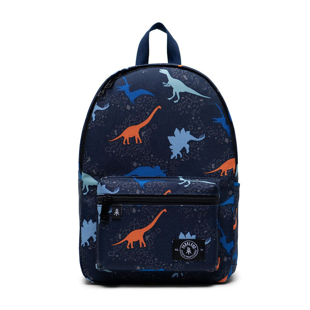 Parkland - Edison Backpack in Dino - Made of 100% Recycled Water Bottles