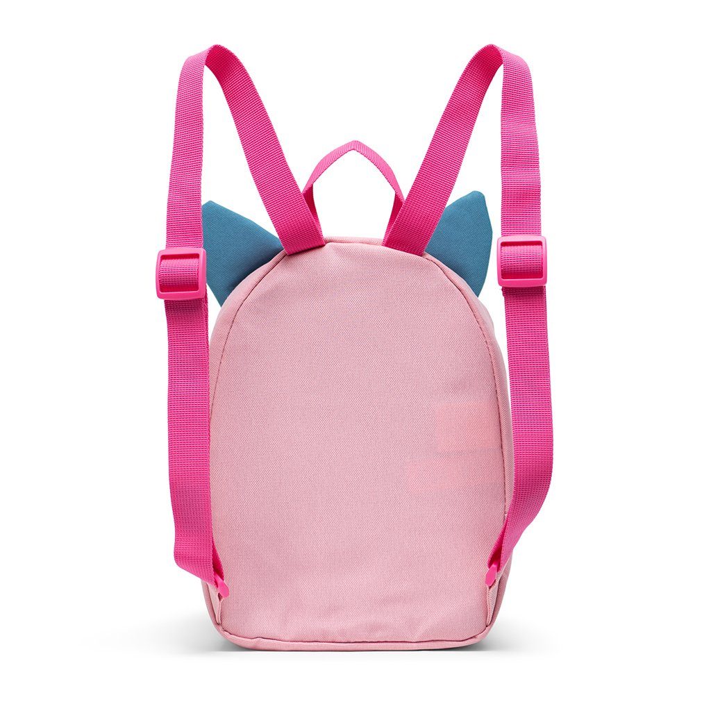 Parkland - Little Monster Ears Backpack in Sunrise - Made with 100% Recycled Water Bottles Parkland Mfg - Little Monster Ears Backpack in Sunrise | Mapamundi Kids