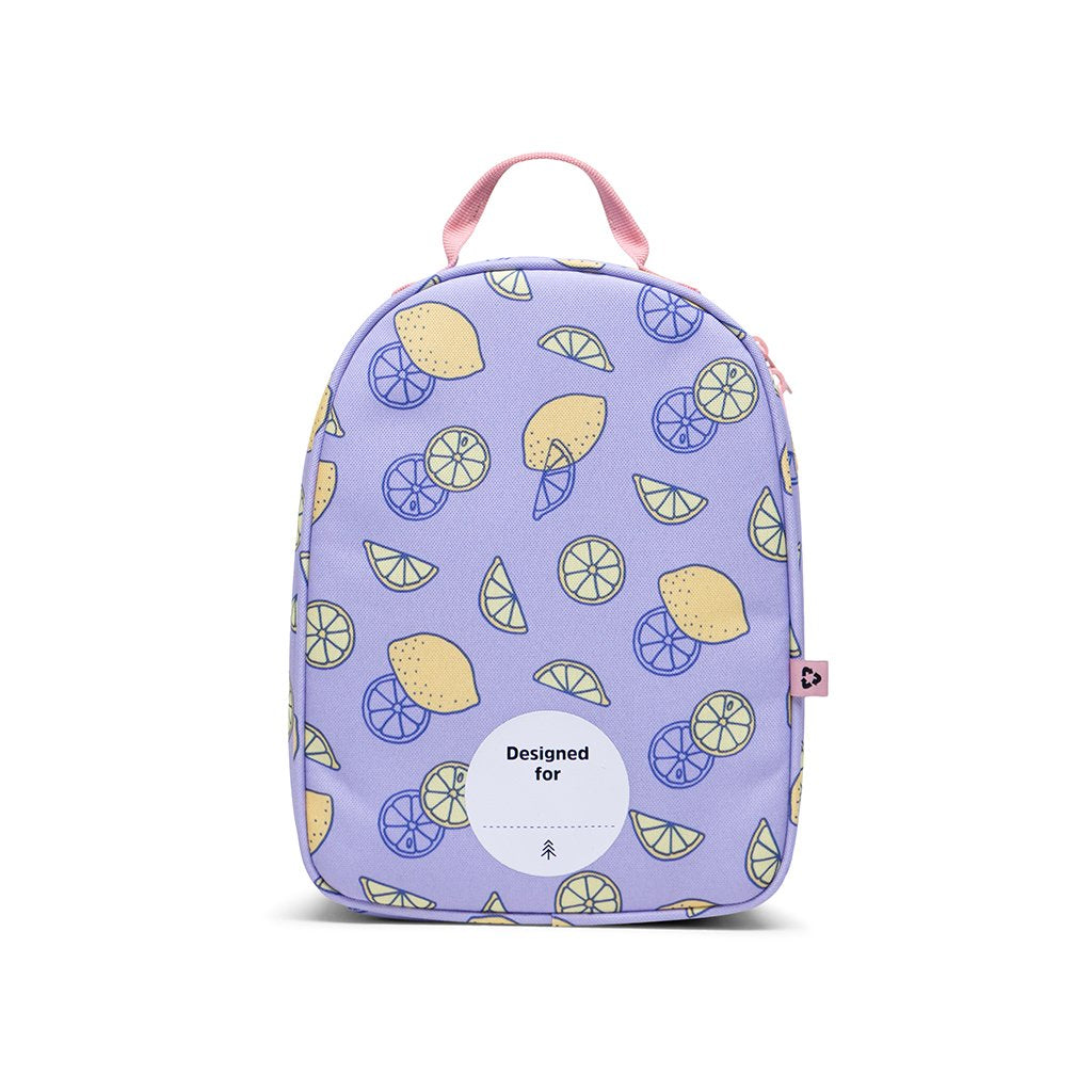 Parkland - Rodeo Lunchbox in Lemon - Made of 100% Recycled Bottles Parkland Mfg - Rodeo Lunchbox in Lemon | Mapamundi Kids