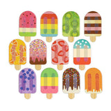 Petit Collage - Ice Pops Memory Game