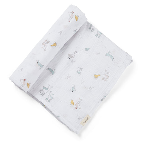 Petit Pehr - Just Hatched Swaddle - Designed in Canada