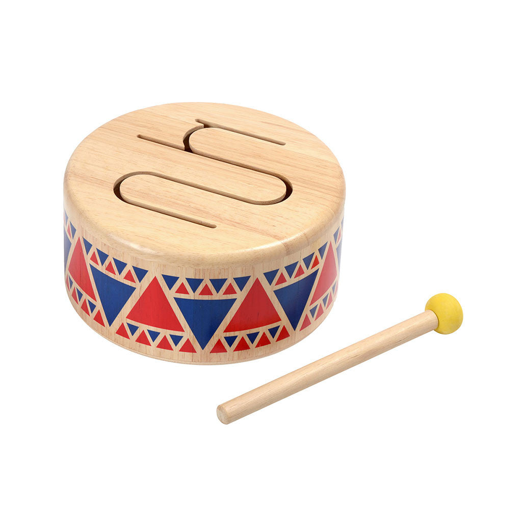 Plan Toys - Solid Drum