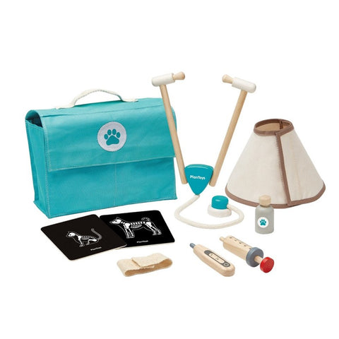 Plan Toys - Pretend Play Vet Set
