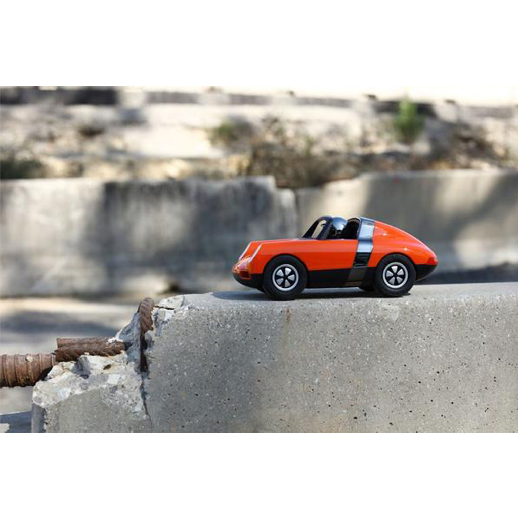 Playforever UK - Luft Car in Orange | Mapamundi Kids