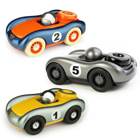 Playforever - Verve Viglietta Car - Jasper, Marco & Miles - Designed in the UK