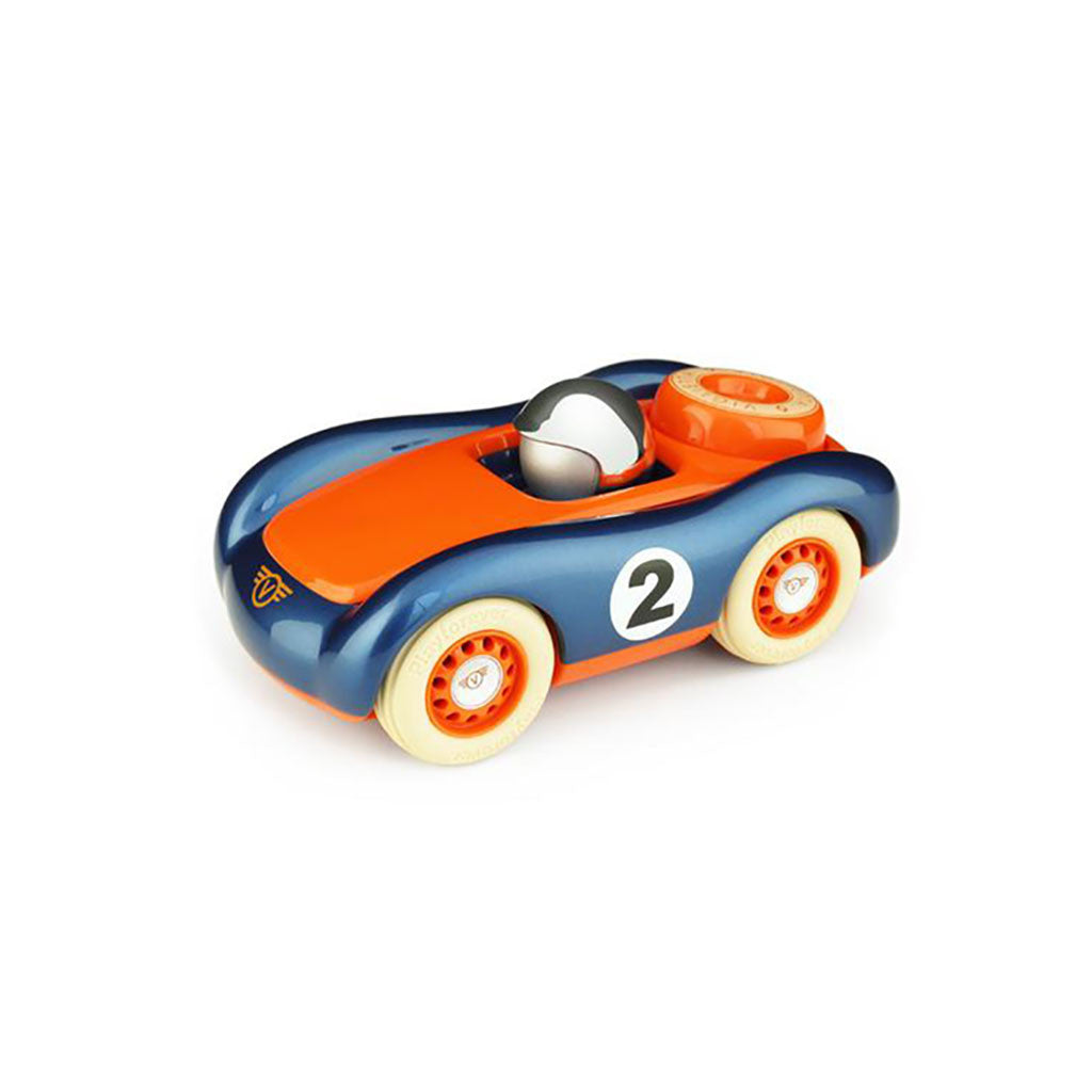 Playforever - Verve Viglietta Car - Blue/Orange