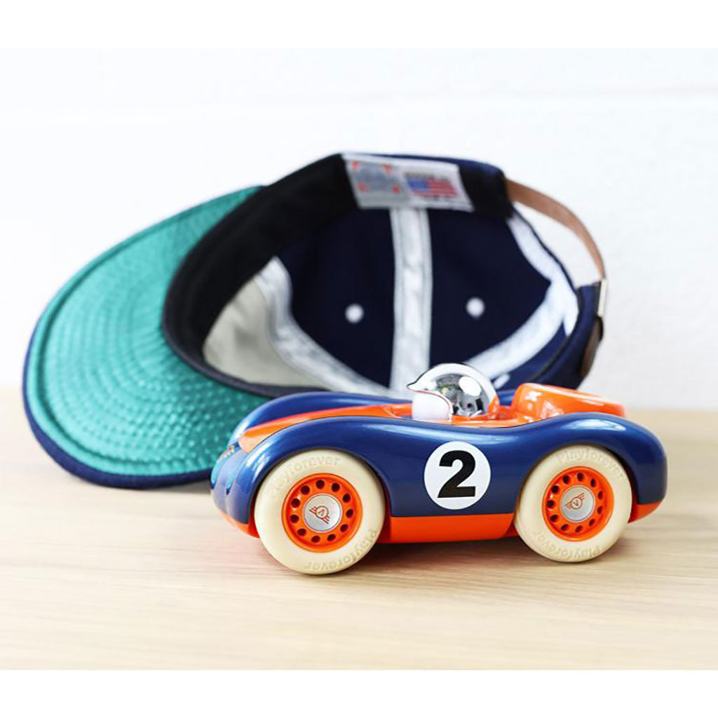 Playforever - Verve Viglietta Car - Blue/Orange - Lifestyle