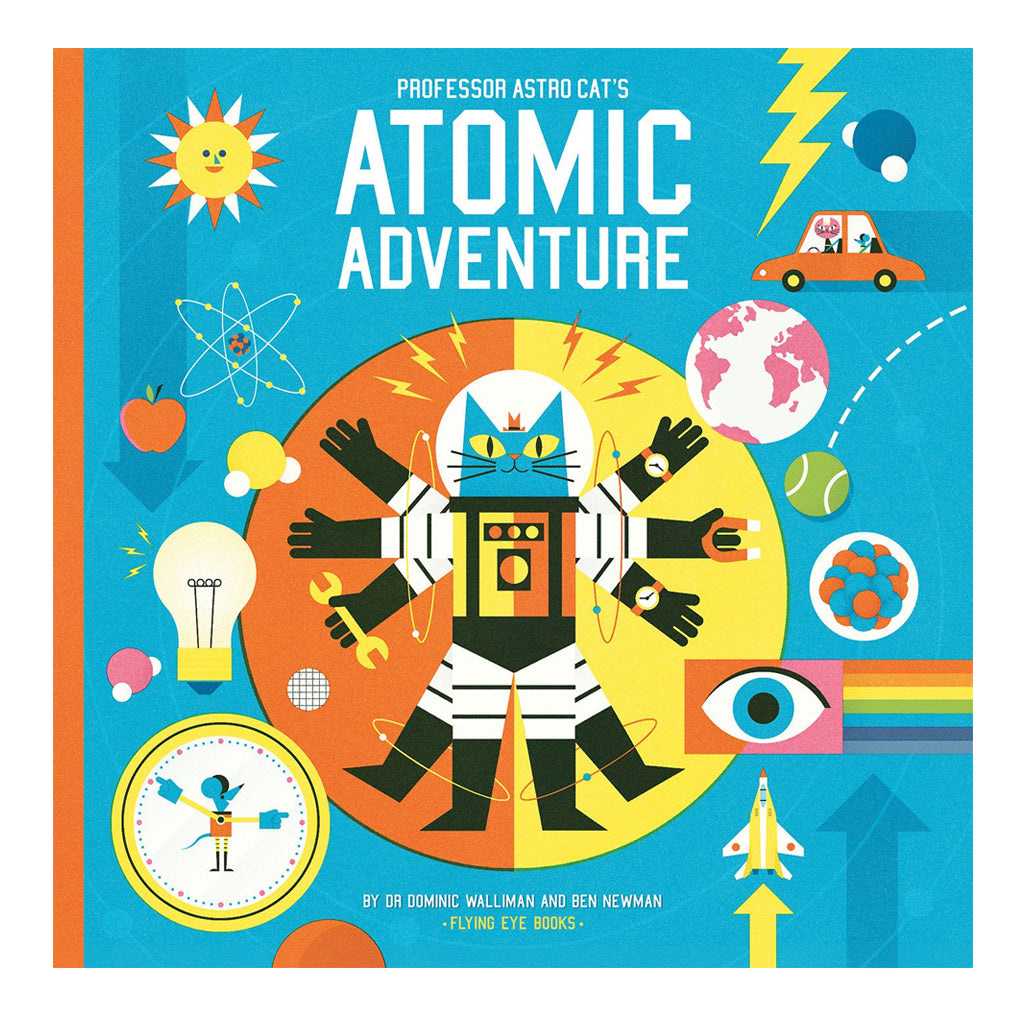 Flying Eye - Professor Astro Cat's Atomic Adventure | Mapamundi Kids