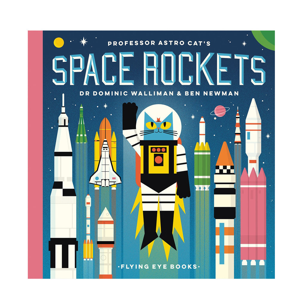 Professor Astro Cat's Space Rockets | Mapamundi Kids