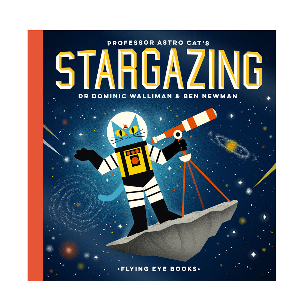 Professor Astro Cat's Stargazing | Mapamundi Kids