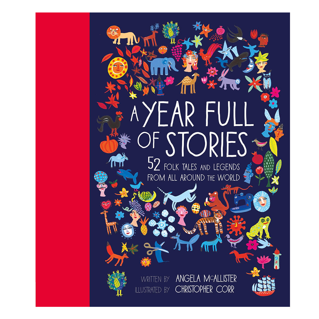 A Year Full of Stories by Angela McAllister | Mapamundi Kids