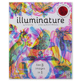 Illuminature by Carnovsky, Written by Rachel Williams - Book Cover