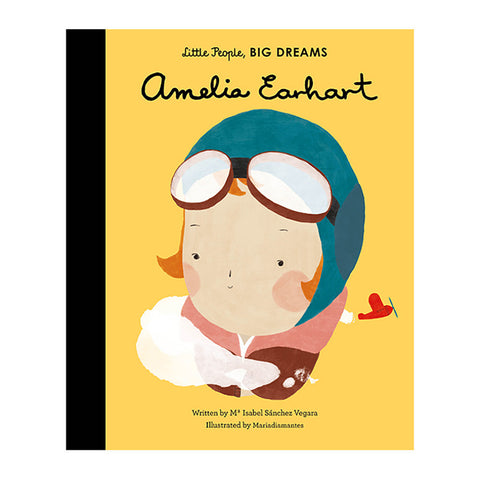 Francis Lincoln Children's Books - Little People, Big Dreams: Amelia Earhart