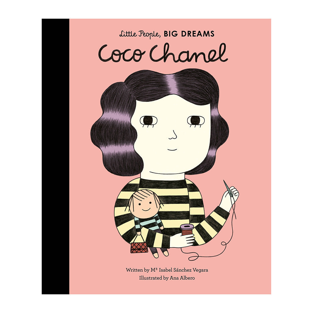 Francis Lincoln Children's Books - Little People, Big Dreams: Coco Chanel