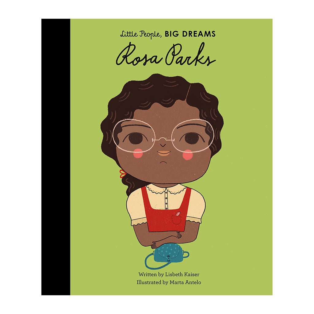 Francis Lincoln Children's Books - Little People, Big Dreams: Rosa Parks