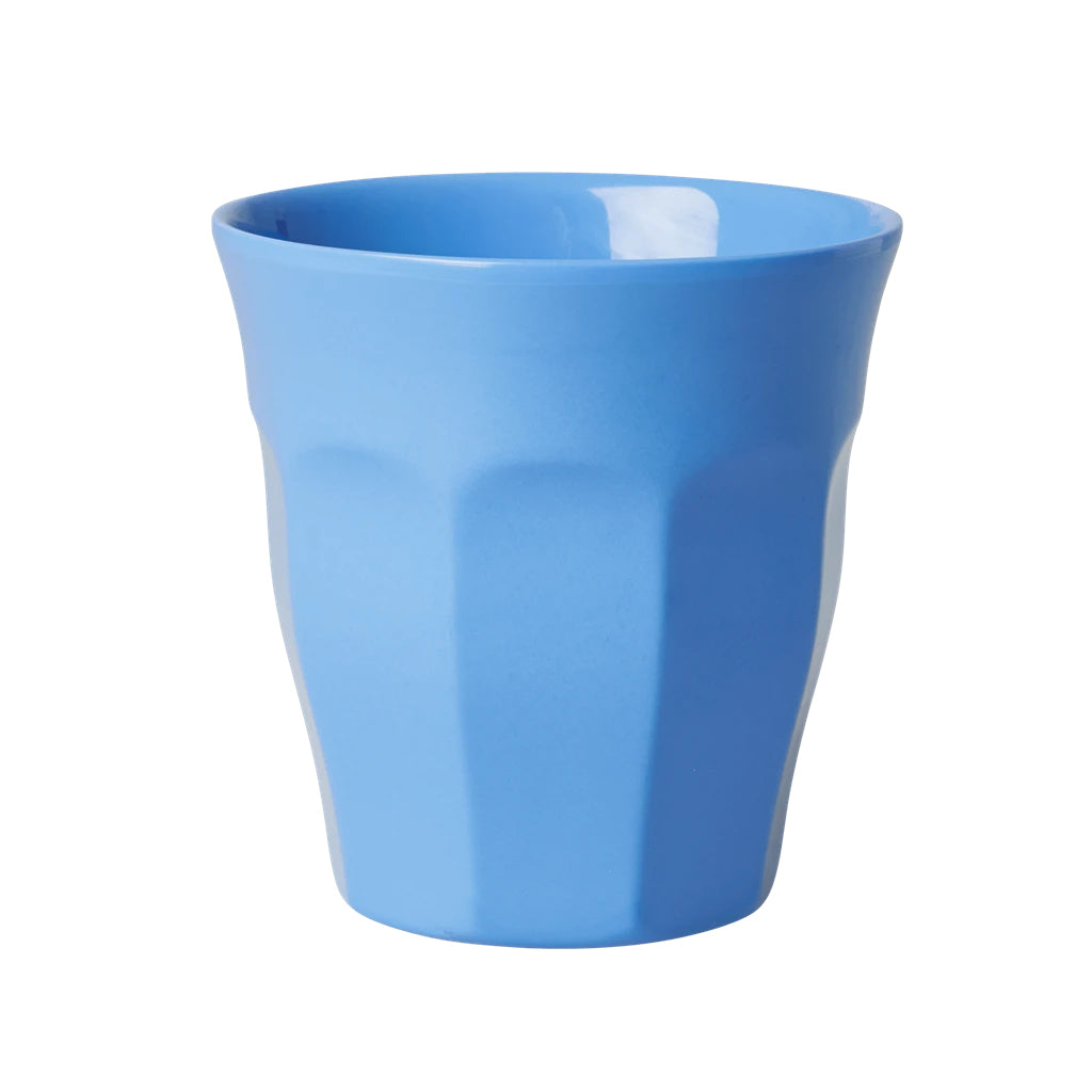 RICE DK - Melamine Solid Cup - Dusty Blue | Mapamundi Kids