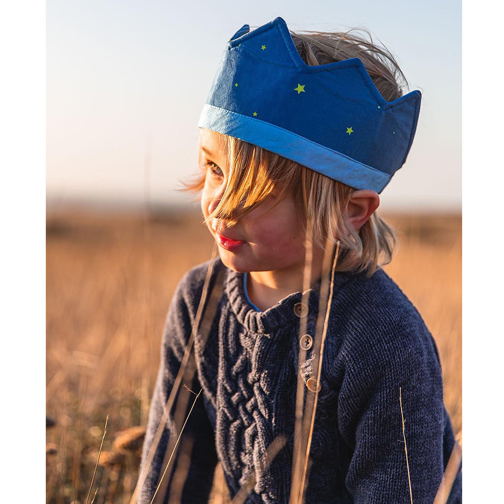 Sarah's Silks - Reversible Crowns - Made in USA | Mapamundi Kids