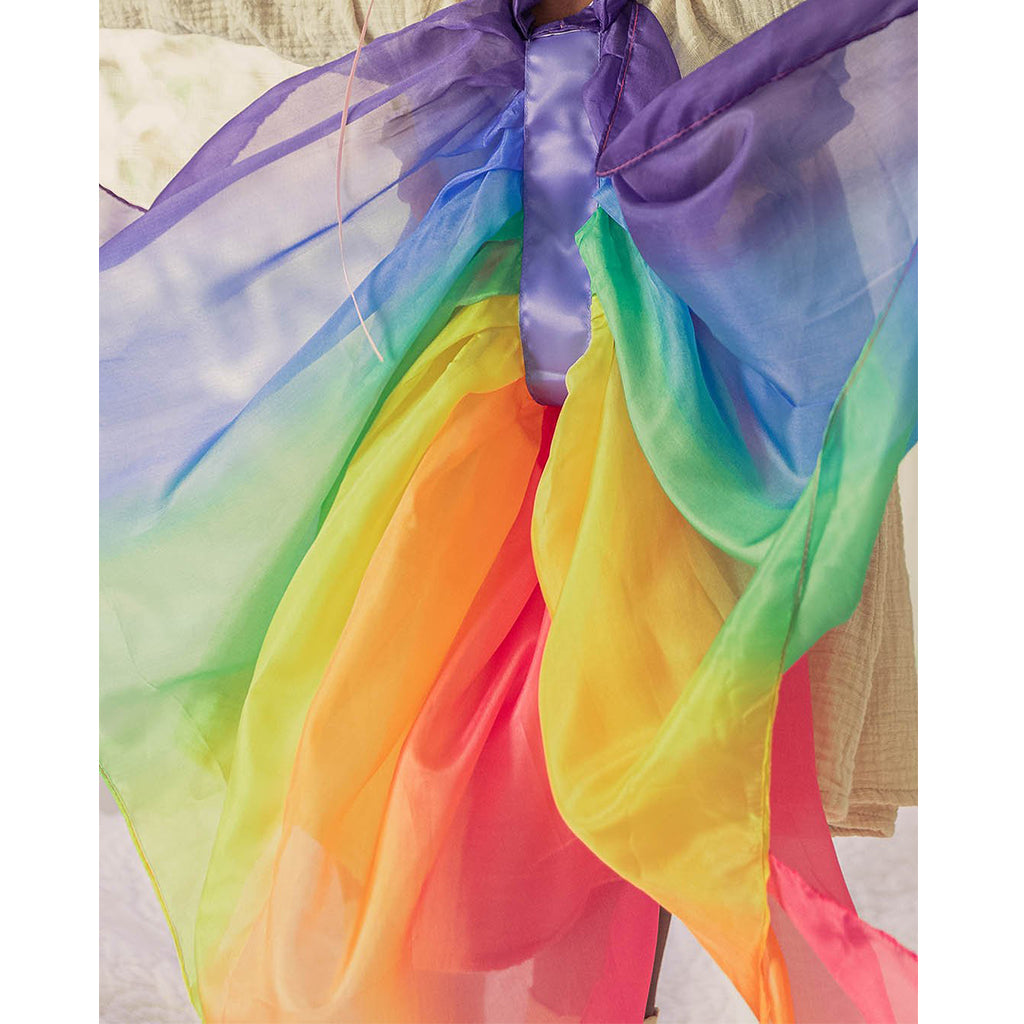 Sarah's Silks - Rainbow Wings - Made in the USA | Mapamundi Kids