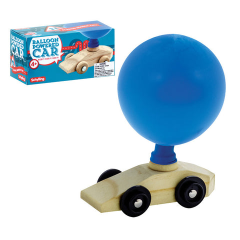 Schylling - Balloon Powered Car