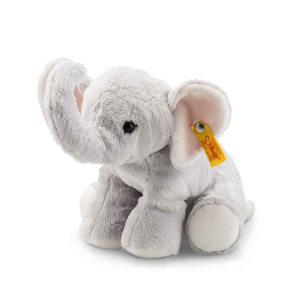 Steiff - Grey Benny Elephant - The Original Teddy Bear Brand