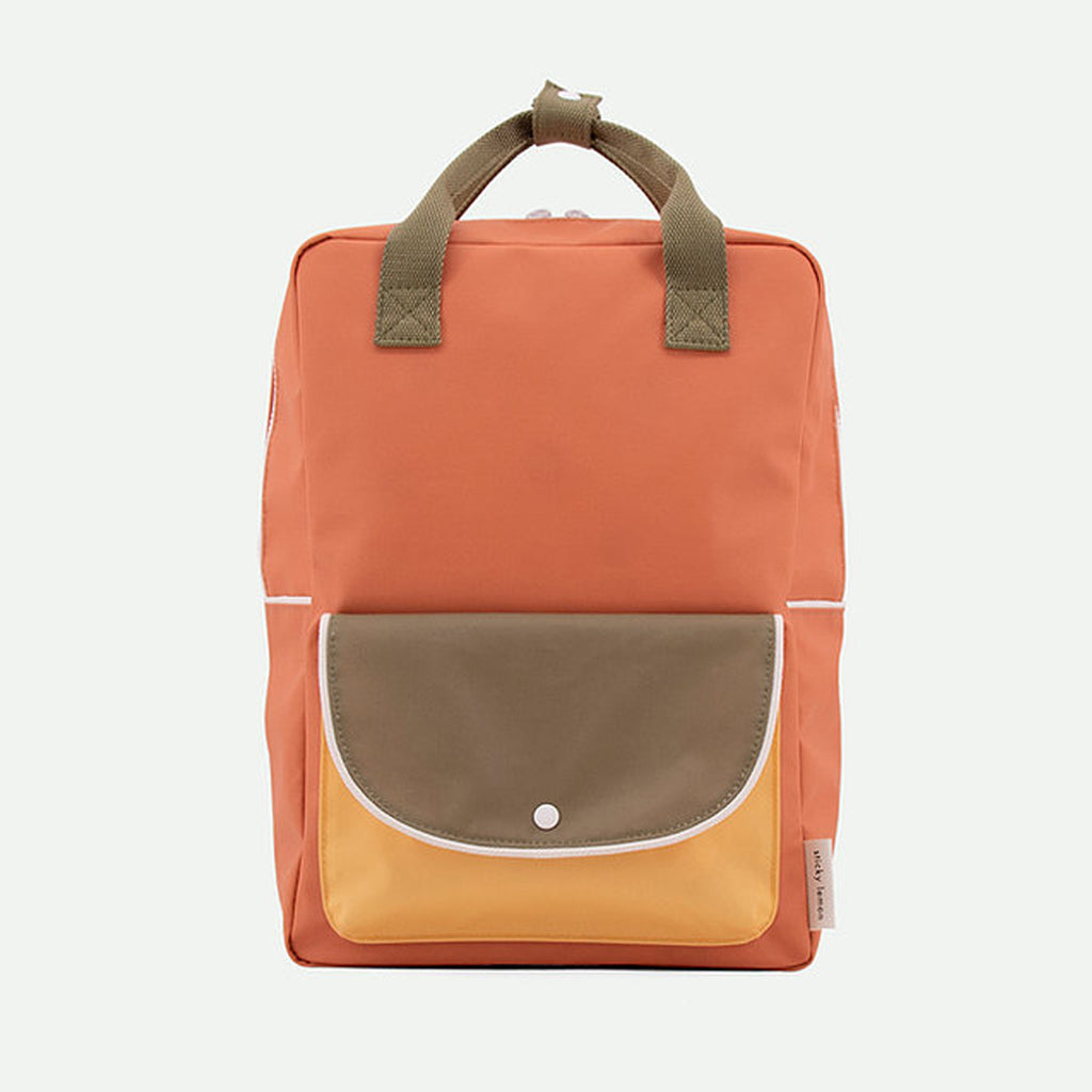 Sticky Lemon - Large Wanderer Backpack | Mapamundi Kids