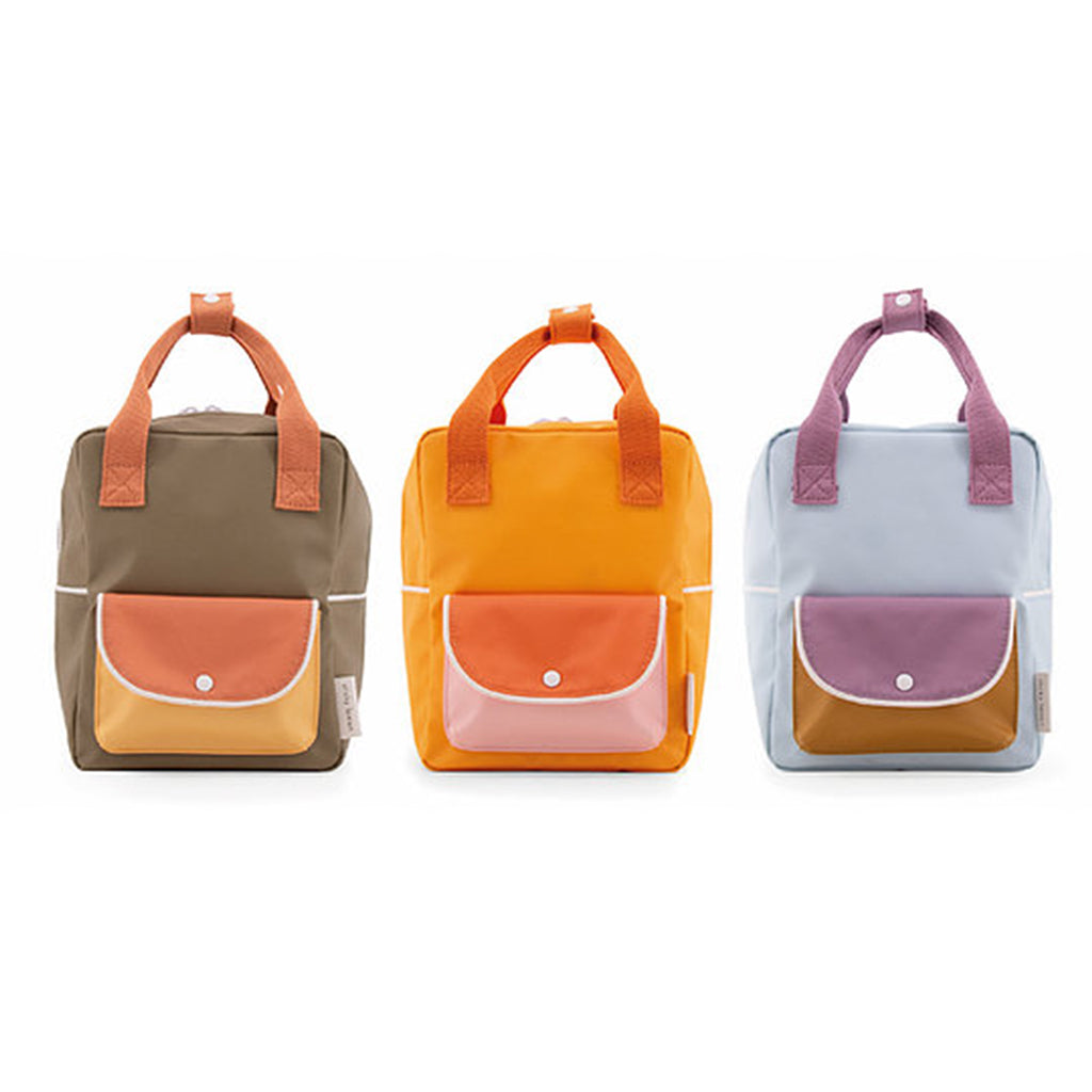 Sticky Lemon - Small Wanderer Backpack | Mapamundi Kids