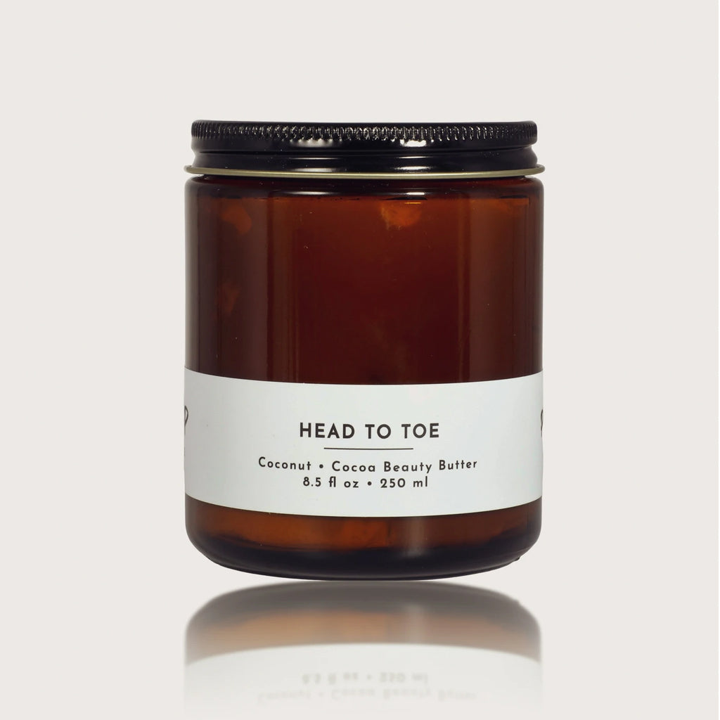 Tap Tap Organics - Head To Toe Beauty Butter | Mapamundi Kids