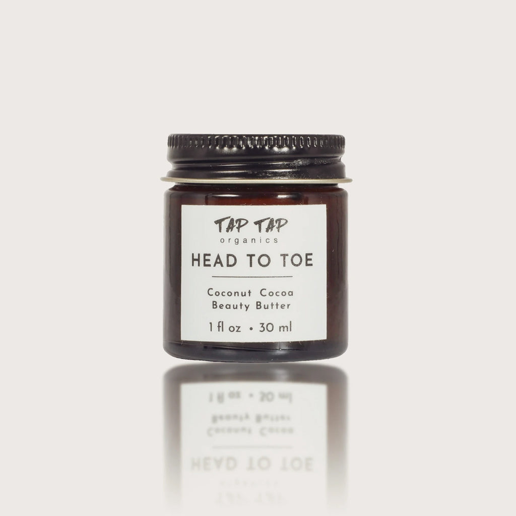 Tap Tap Organics - Head To Toe Beauty Butter (1 fl oz) | Mapamundi Kids