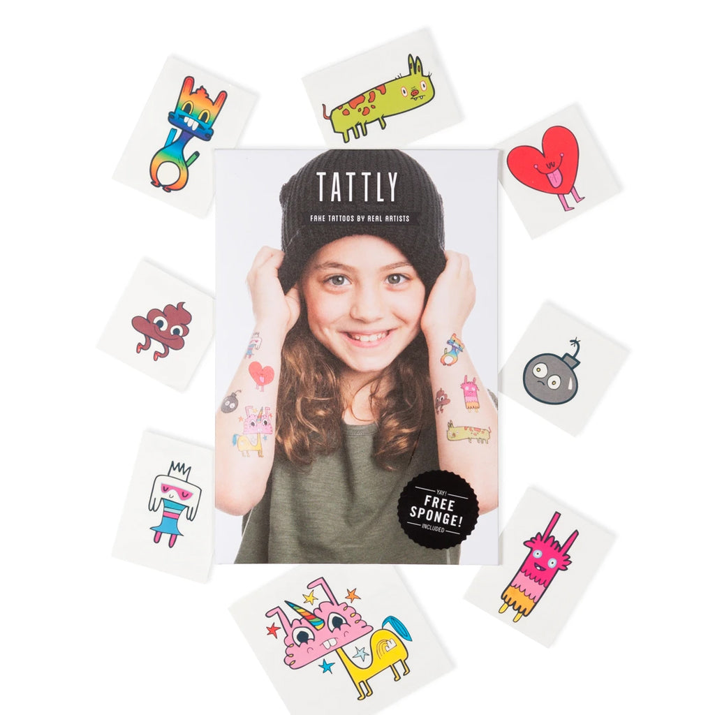 Tattly - Tattoo Set | Mapamundi Kids