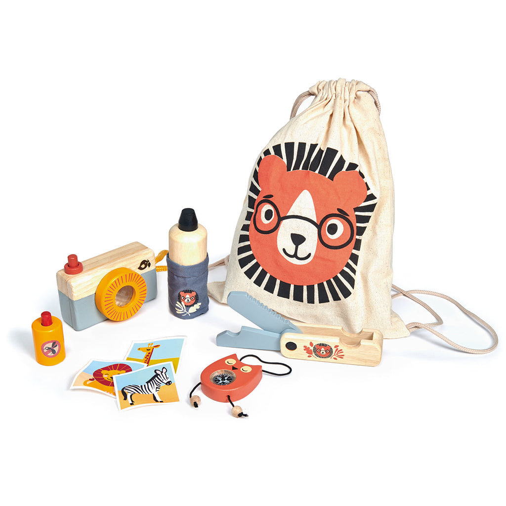 Tender Leaf Toys - Safari Adventure Kit