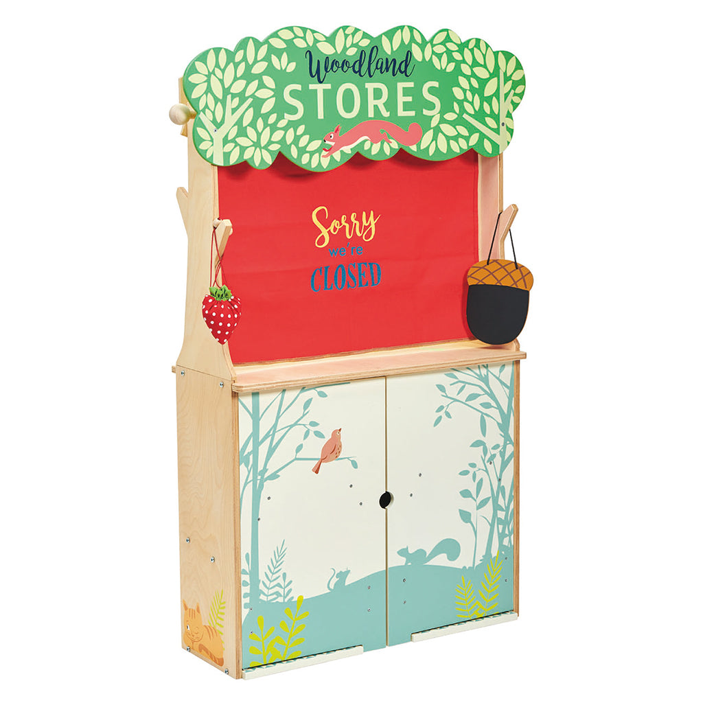 Tender Leaf Toys - Woodland Stores and Theater