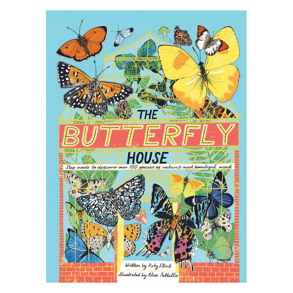 The Butterfly House by Katy Flint - Frances Lincoln/Quarto Group