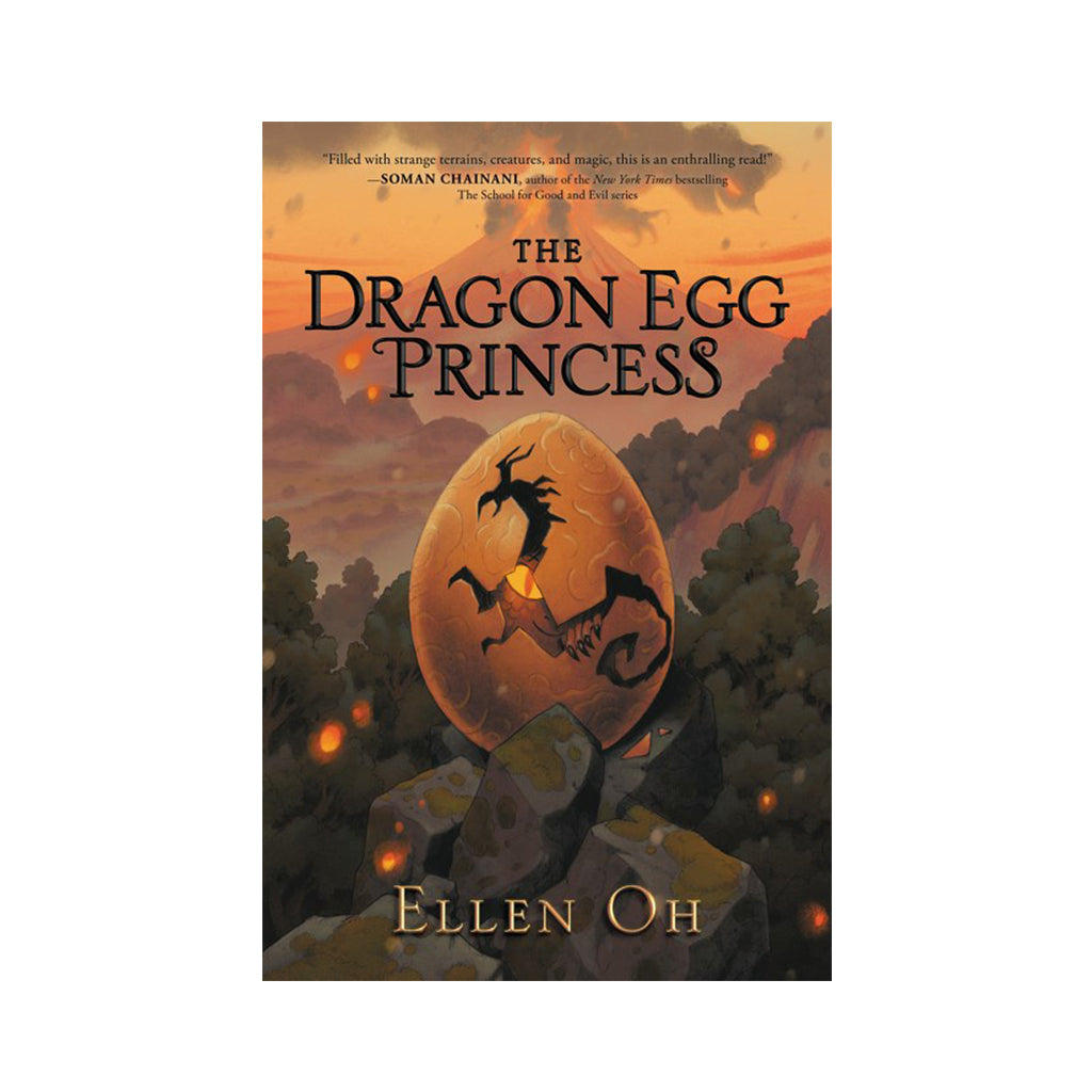 The Dragon Egg Princess by Ellen Oh | Mapamundi Kids