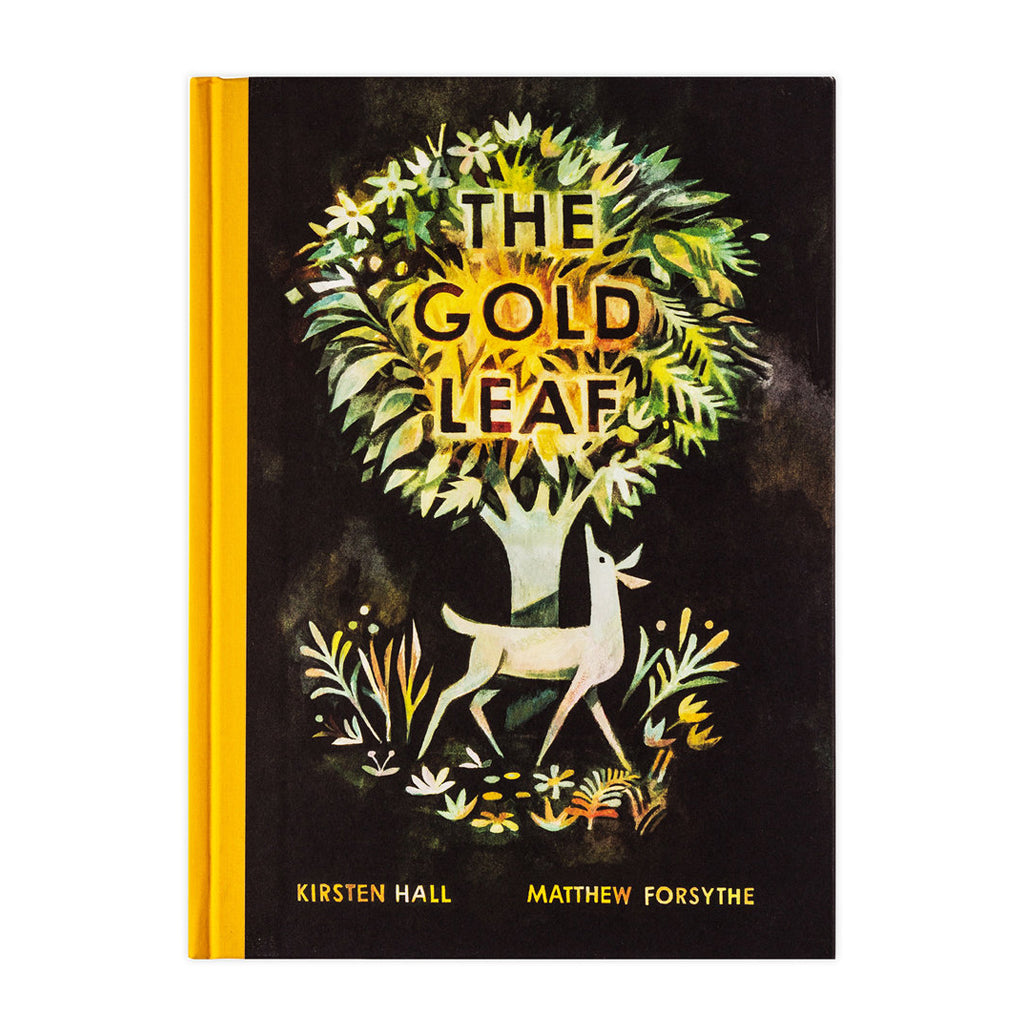 The Gold Leaf by Kirsten Hall & Matthew Forsythe | Mapamundi Kids