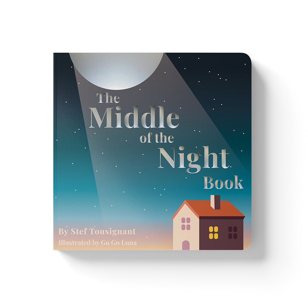 The Middle of the Night Book by Stef Tousignant & Go Go Luna | Mapamundi Kids