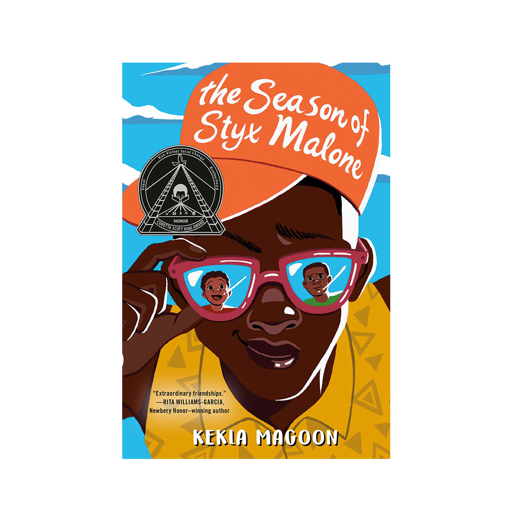 The Season of Styx Malone by Kekla Magoon | Mapamundi Kids