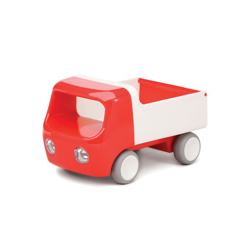 kid o tip truck in red