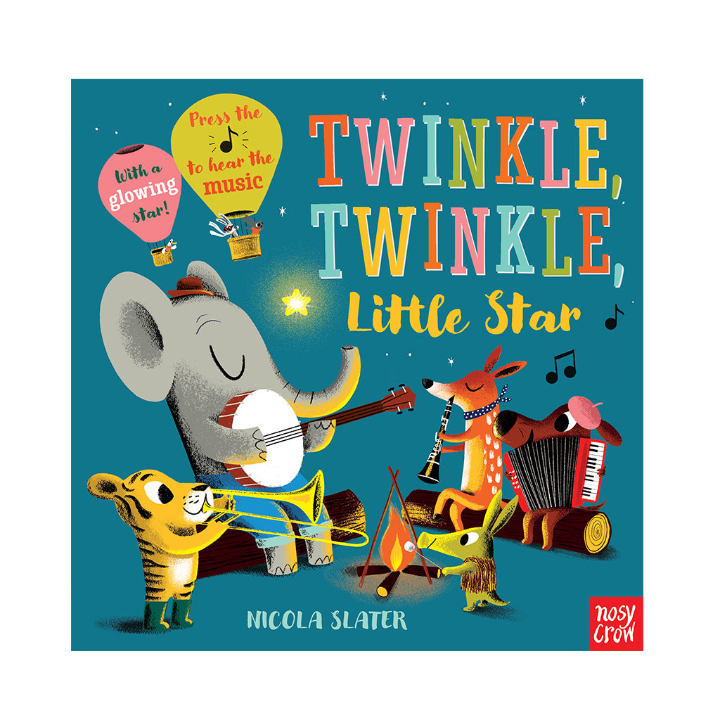 Twinkle Twinkle Little Star: A Musical Instrument Song Book | Mapamundi Kids