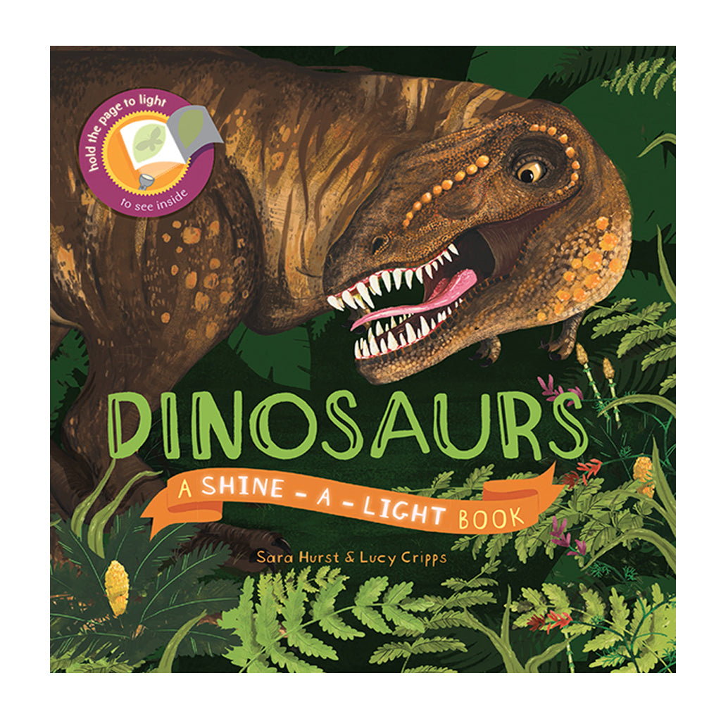 Shine-a-Light: Dinosaurs | Usborne