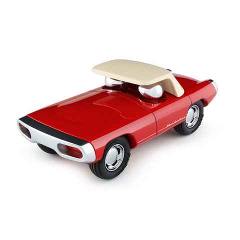 Playforever - Maverick Thunderlane Car in Dean Red - Designed in the UK