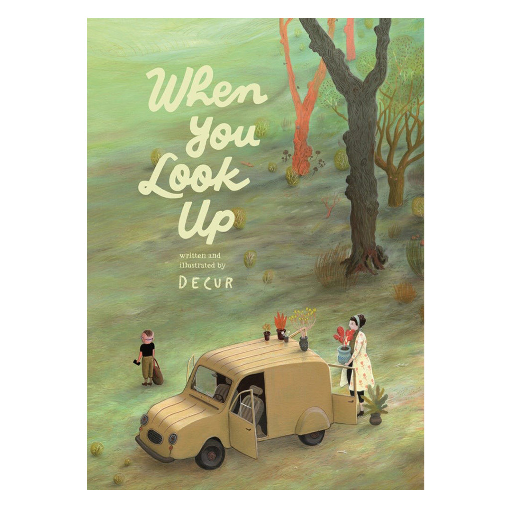 When You Look Up by Decur | Mapamundi Kids