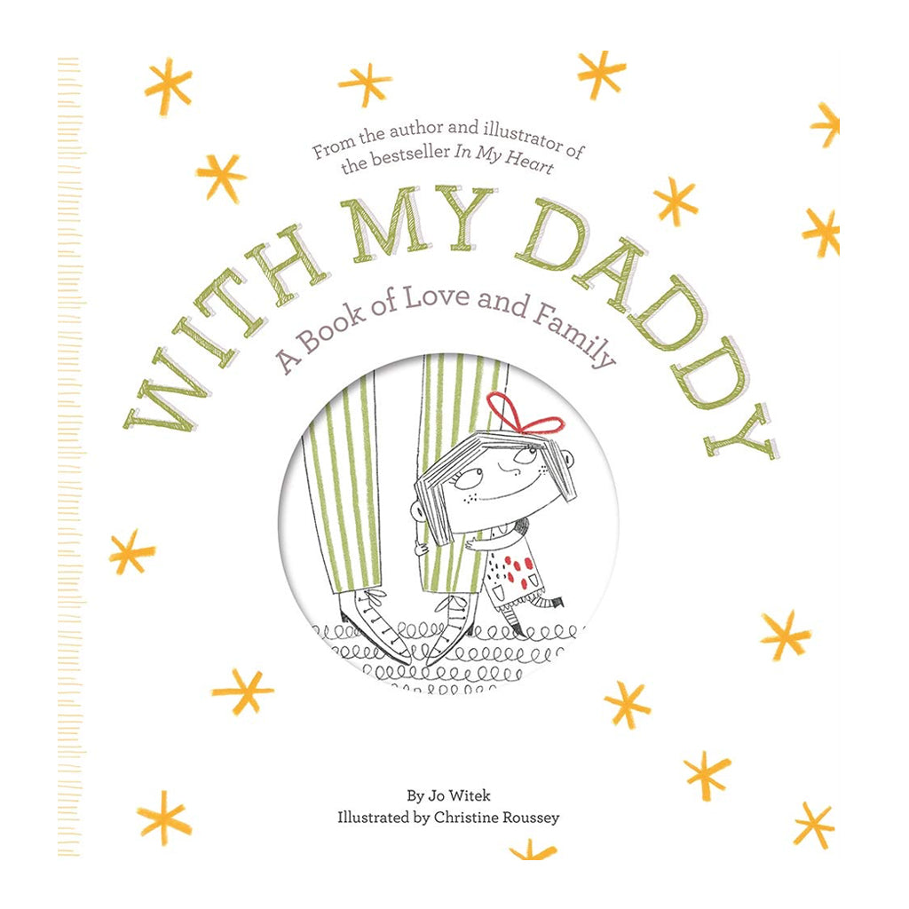 With My Daddy: A Book of Love and Family by Jo Witek | Abrams Appleseed
