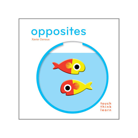 Touch Think Learn: Opposities