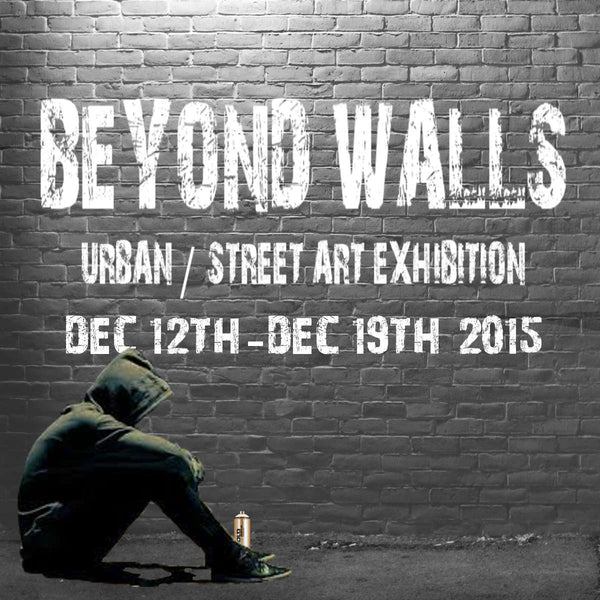 Urban Street Art Exhibition: Beyond Walls at the Reload Gallery Leamington Spa