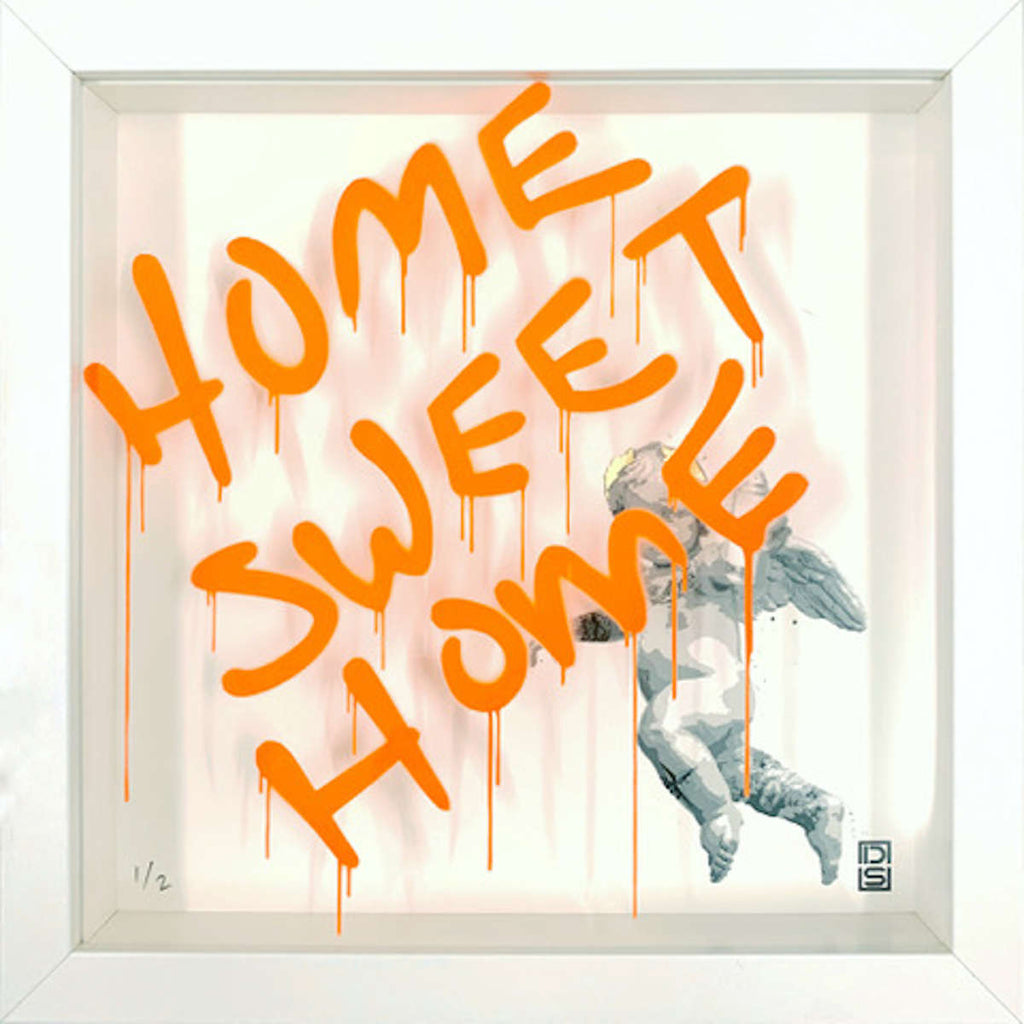 Glass Writer / Home Sweet Home / Orange