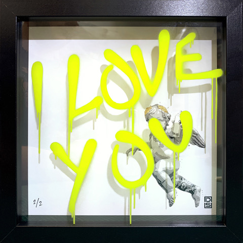 Glass Writer / I Love You / Yellow