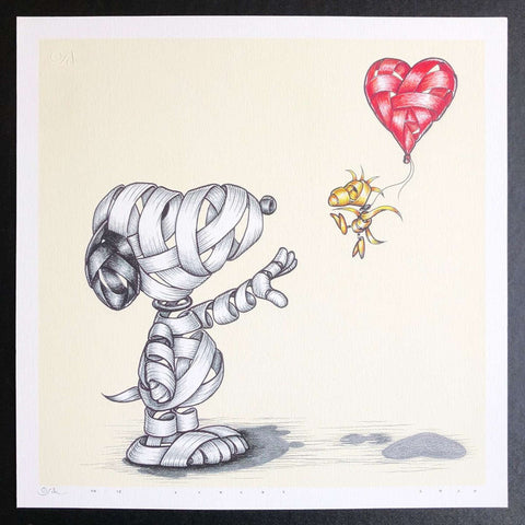 Snoopy Without Ballon